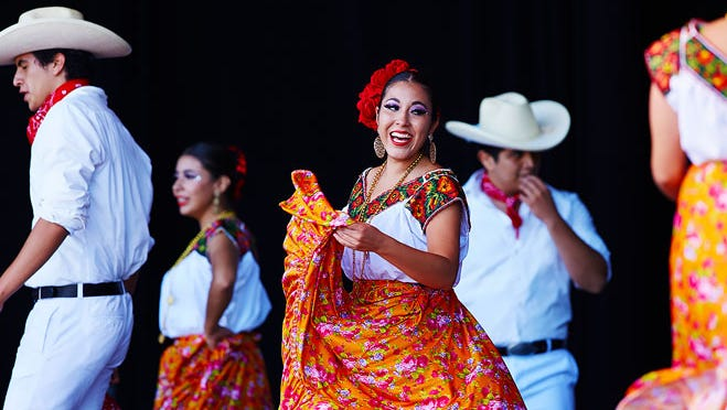 Mexican Fiesta returns to Maier Festival Park Friday through Sunday. For details, go to mexicanfiesta.org/mexican-fiesta.