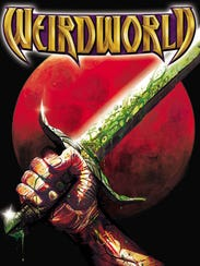 """Weirdworld"" is the sword-and-sorcery book Jason Aaron's"