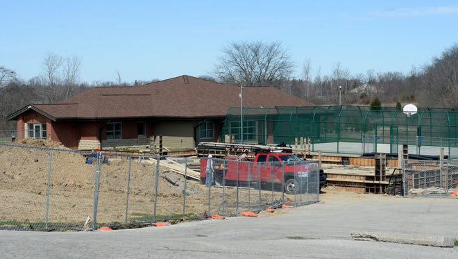 A new residential hall will add 15 beds to the facilities at Wernle Youth & Family Treatment Center in Richmond.