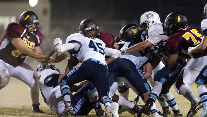 The Central Section begins official football practices
