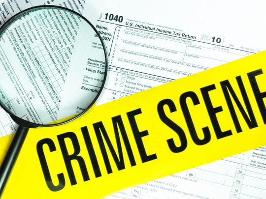 """Con artists can hide behind phone calls or emails and pretend to be from the so-called """"help"""" desk if you turn to your computer to prepare your own taxes."""