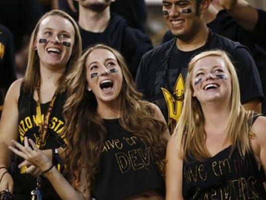 ASU 'blackout'