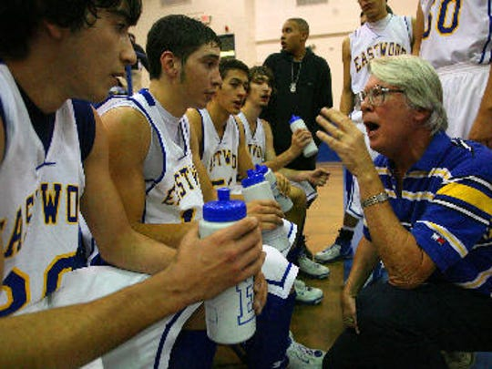 Gary Pippen began coaching basketball at Eastwood as