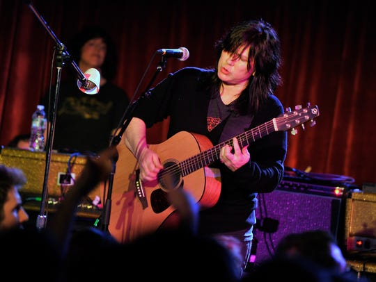 The Breeders will perform at Marquee Theatre on Thursday,