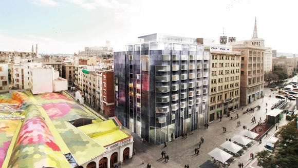 The Barcelona EDITION will be one of seven openings