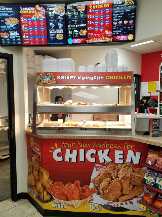 Is Krispy Krunchy the best fried chicken in the country?
