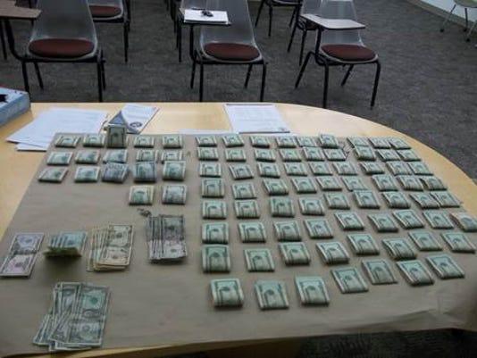 Newark drug seizure