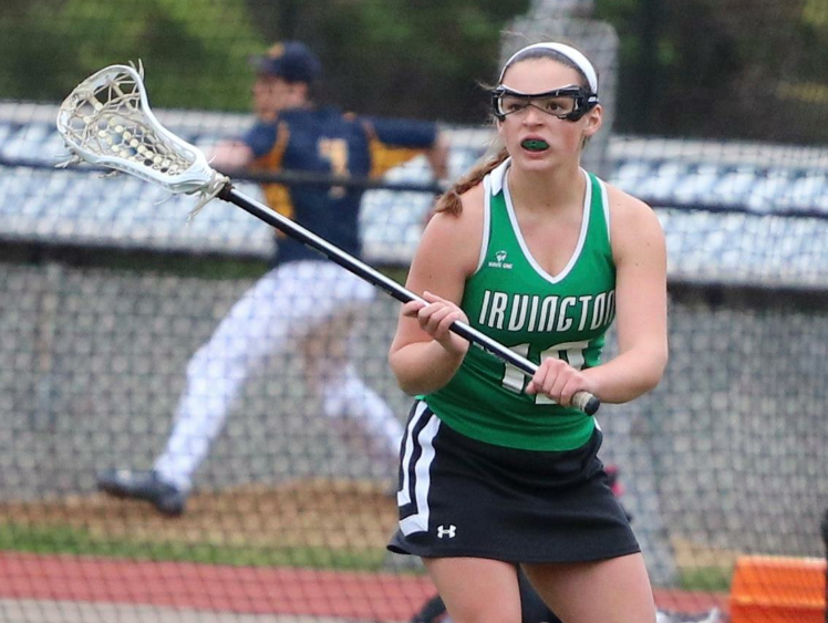Irvington's Mallory Toolan is the latest #lohudglax Beast of the Week. She became the program's all-time leading scorer in the team's win over Ardsley on Saturday, May 7th, 2016.