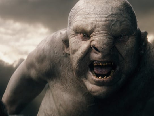 A war breaks out among trolls, dwarves and elves and