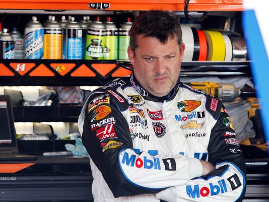NASCAR: Toyota Owners 400-Practice
