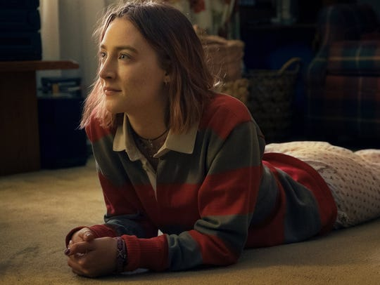 Saoirse Ronan stars as the title character in Greta