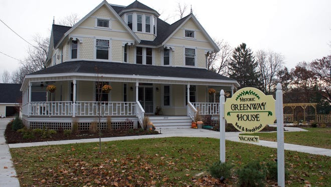 The newest bed and breakfast inn in Green Lake is named after the entrepreneur who opened the first resort in the community.
