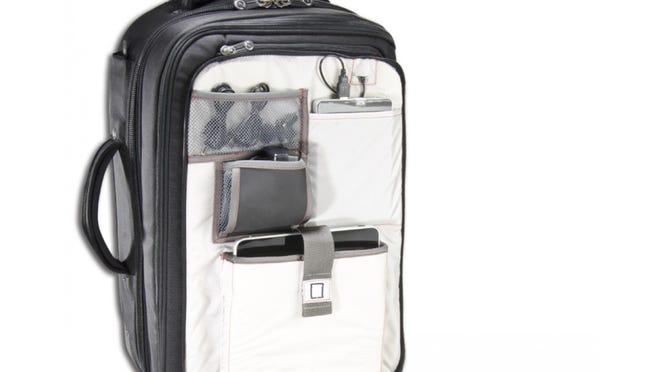 The Sparrow Wheeled Garment Bag