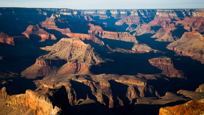 Life at Grand Canyon depends on hidden springs.