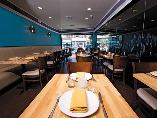 EMMA RESTAURANT: Emma Restaurant dining room.