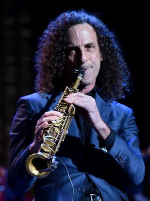 Kenny G will play the Fox Cities Performing Arts Center in Appleton later this year.