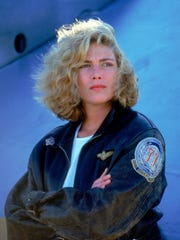 Kelly McGillis' character, nicknamed Charlie, was a civilian official with the Department of Defense who specialized in fighter planes.