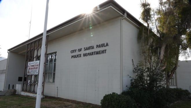 Santa Paula Police Department
