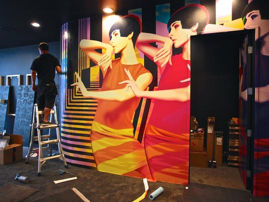 The Bardot nightclub, expected to open July 31, features French disco décor, a high-tech sound system and lighting installations at the Hard Rock Hotel in downtown Palm Springs.