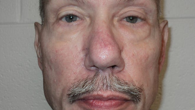 This April 30, 2013 photo provided by the Virginia Department of Corrections shows Keith Allen Haward, convicted in 1982 of rape and murder in Newport News and serving a life sentence.