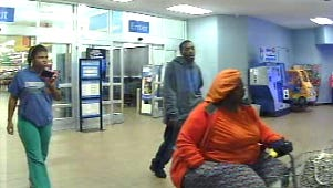 Hattiesburg police are seeking help in identifying these suspects.