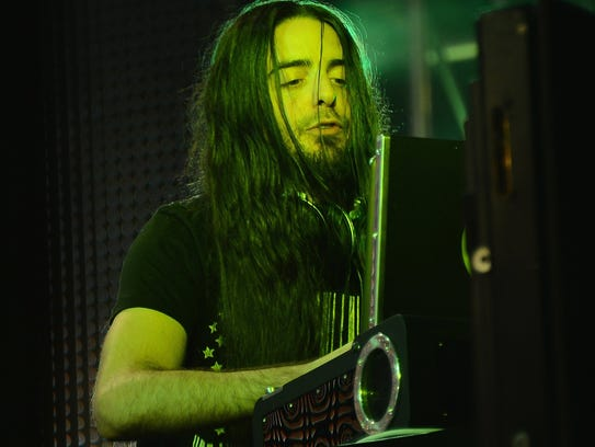 Bassnectar will perform Saturday at the Masonic Temple