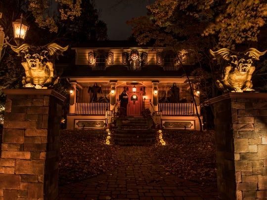 Bob Calderone's home on Upper Mountain Ave in Upper