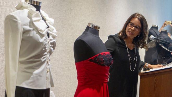 Fashion Designer Donna Ricco Returns To Milwaukee To Teach