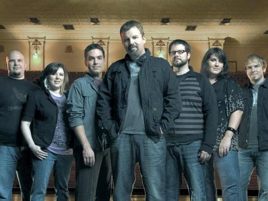 Casting Crowns will perform March 9 at Bon Secours Wellness Arena.