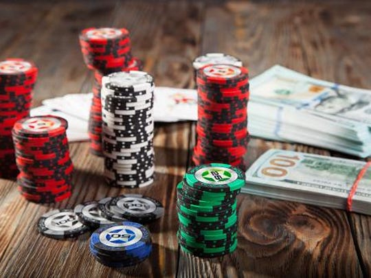 Online poker players in Delaware, New Jersey and Nevada can all play at the same tables now.