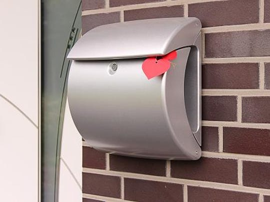 In addition to adding pretty house number, updating or rehabbing the mailbox is another way to boost your curb appeal in an easy way.