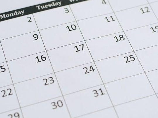 Fill your calendar with things that matter the most, and cross off things that matter the least.