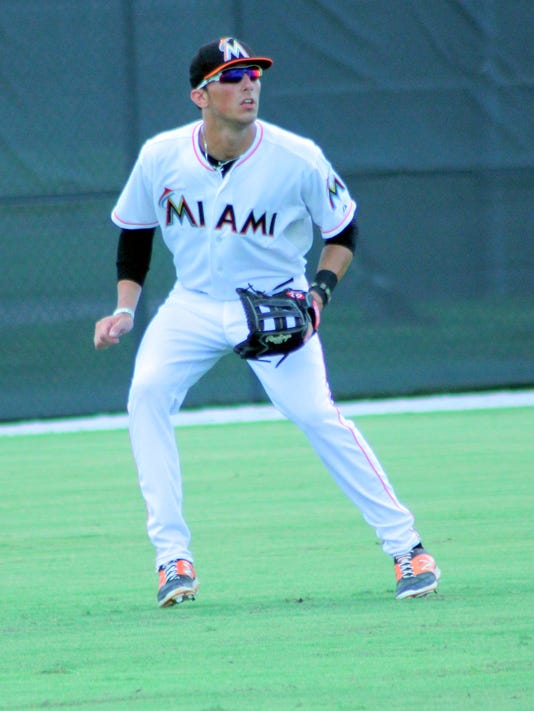 Zachary Sullivan - Miami Marlins Summer 2014 115