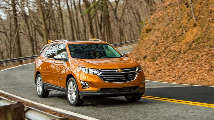 Chevy's new Equinox ups its game