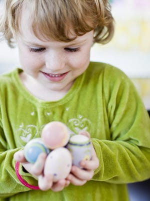 Simon's Rockaway Townsquare will hold a Kidgits Easter Egg Hunt 9-10 a.m., Sunday, March 13.
