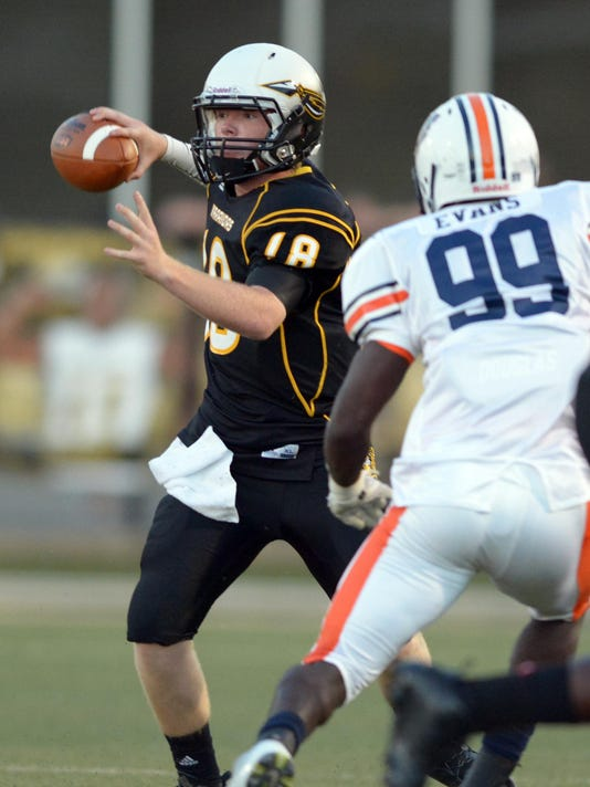 Gallery | Oak Grove plays Wayne County High School Football