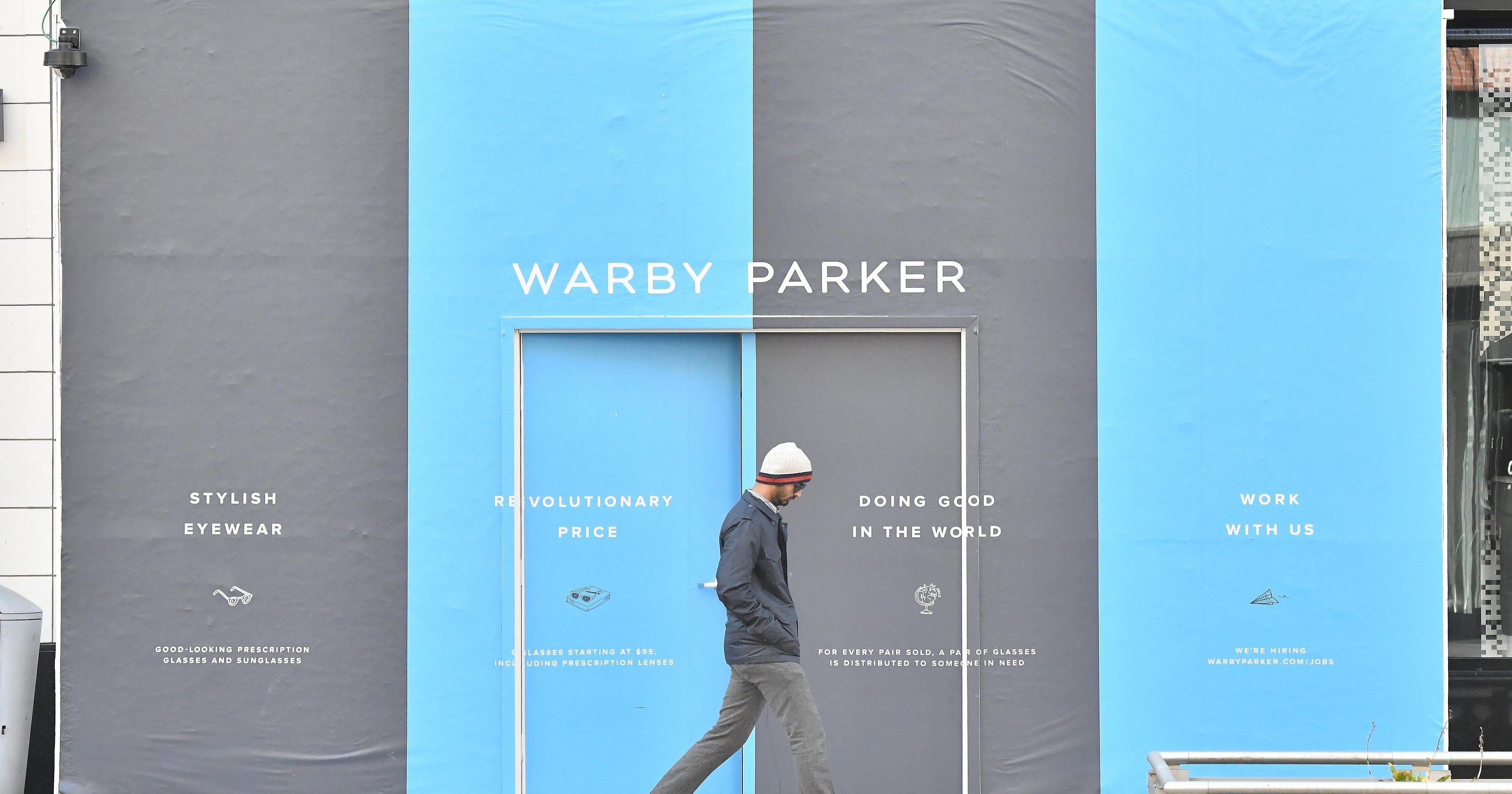 Warby Parker opening Nov  26 in Detroit