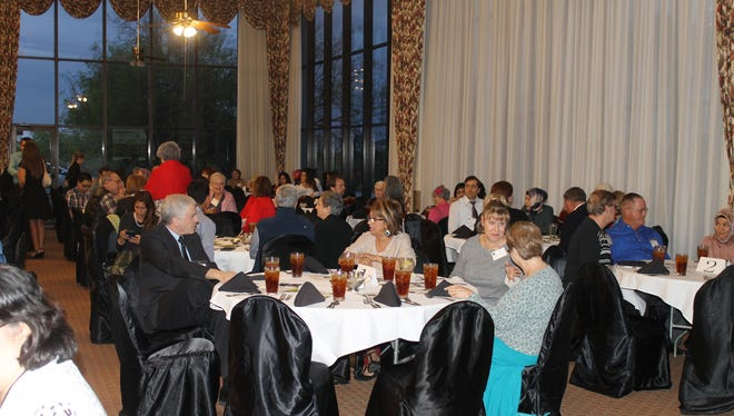 Dialogue Institute of the Southwest hosted its annual Dialogue and Friendship Dinner Thursday, March 2, 2017.