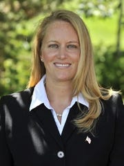 Stephanie Cegielski, vice president of public relations