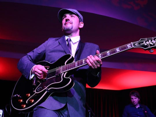 Blues-jazz guitarist Matt Marshak, pictured, will play the Rusty Rudder in Dewey Beach on Friday, Oct. 12 ($49 to $65). The show is part of the 28th annual Rehoboth Beach Autumn Jazz Festival.