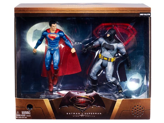 A special movie action-figure two-pack at Comic-Con