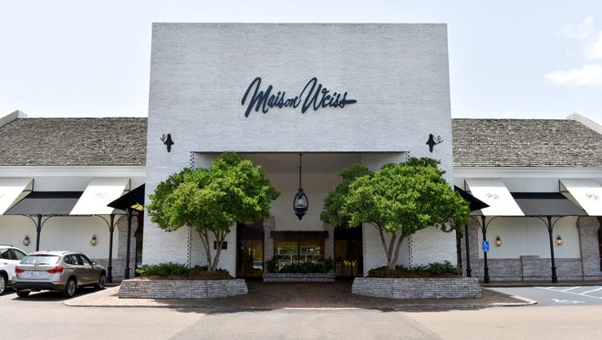 Maison Weiss has been a premier shopping destination in Jackson for 40 years.