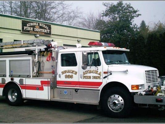 aurora fire engine