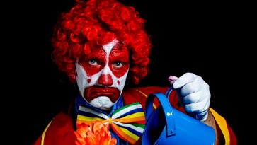 Real clowns not amused by creepy impostors