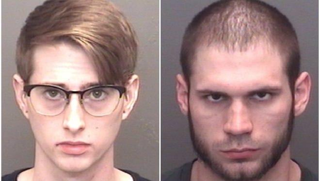 Left: Skylar Hodges, Right: Weston Brandenstein