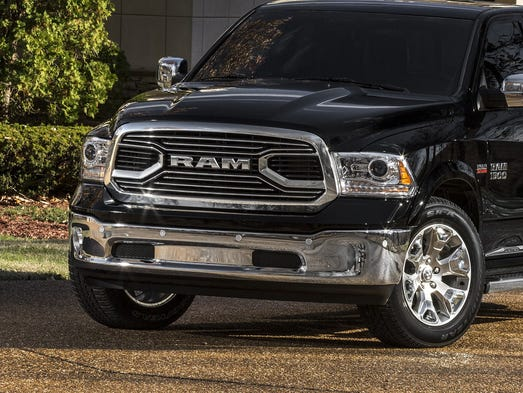 Ugly? New Ram pickup joins odd grille list