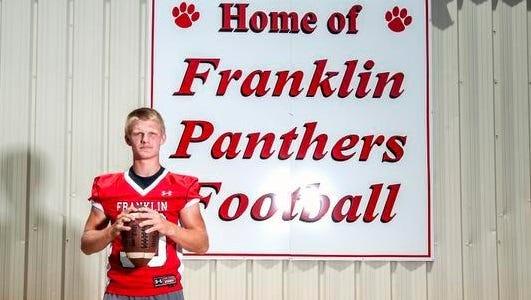 Franklin's Hunter Giibbs.