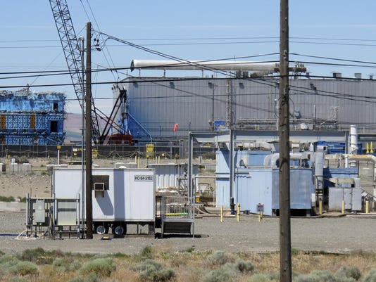 Nuclear Waste Accident (2)