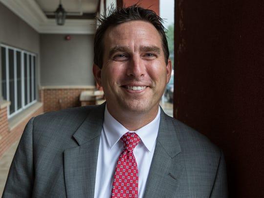 Matt Maciarello, Wicomico County State's Attorney,