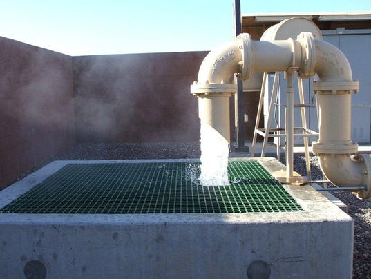 Ashton Ranch water supply
